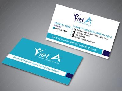 Công ty thiết kế logo & card visit theo yêu cầu