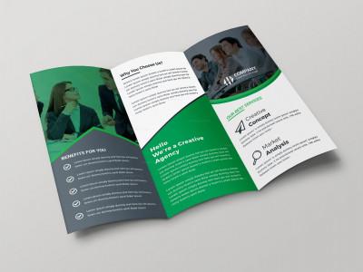 Công ty thiết brochure (tờ gấp) tại tphcm