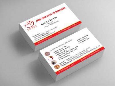 Công ty thiết kế logo và card visit uy tín tại TPHCM