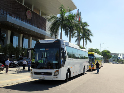 Dịch vụ xe đưa đón tại sân bay Chu Lai đến cảng Sa Kỳ giá rẽ