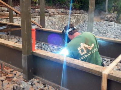 Đơn vị hàn sắt, gia công, sửa chữa sắt tại huyện Hóc Môn Tphcm
