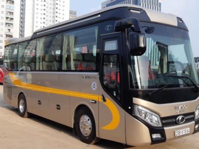 Xe đưa đón Chu Lai Sa Kỳ giá rẽ, xe dịch vụ đưa đón tận nơi uy tín