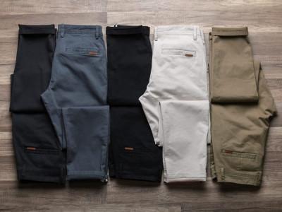 Công ty chuyên may quần tây quần kaki nam nữ giá rẽ tại Tphcm