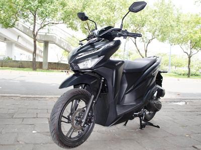 Xe Honda Vario 2018 sang chảnh về Việt Nam giá  gần 70 triệu đồng