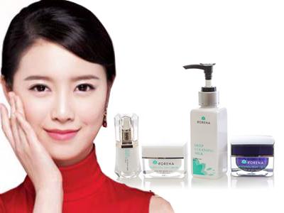 Công ty cung cấp Mỹ Phẩm Korena tại Thành Phố Hồ Chí Minh
