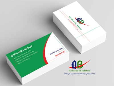 Công ty thiết kế name card tại Thành Phố Hồ Chí Minh