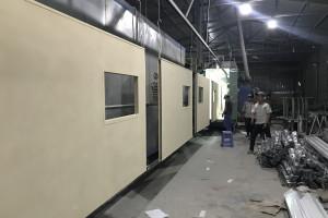 Dịch vụ sơn tĩnh điện tại TPHCM
