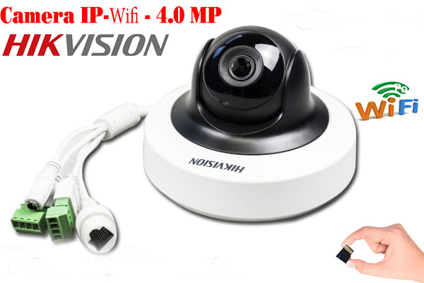 Ảnh Camera Wifi IP Hikvision 4MP