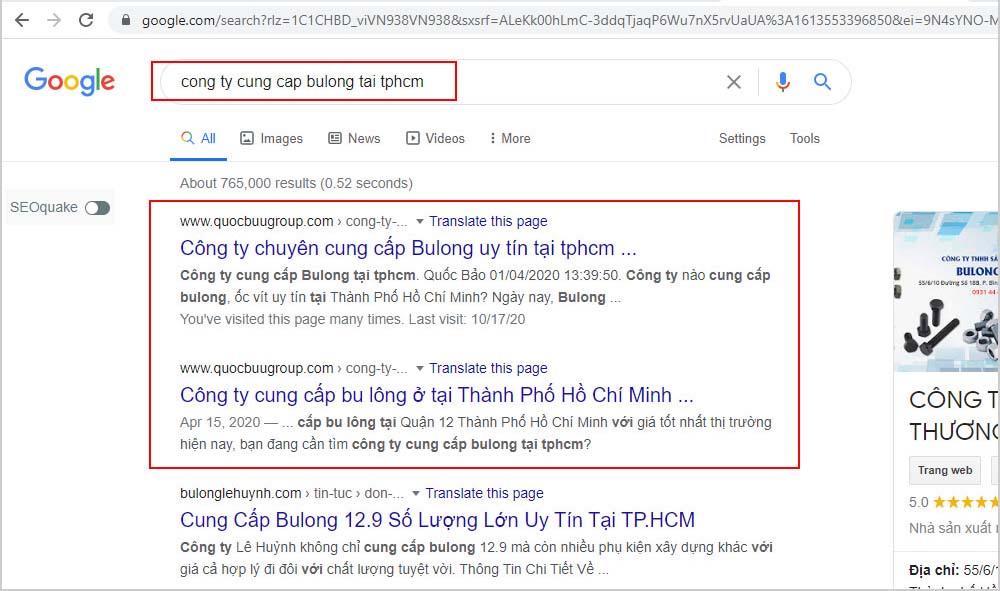 seo web lên top google tphcm nhanh chong hieu qua