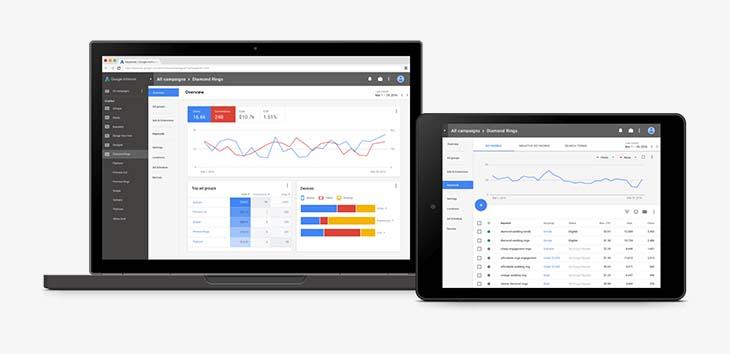 Công ty cài đặt quảng cáo google adwords và seo web lên top google uy tín giá rẽ