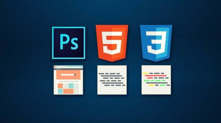Dịch vụ cắt html css đúng chuẩn, hiệu ứng đẹp theo yêu cầu khách hàng