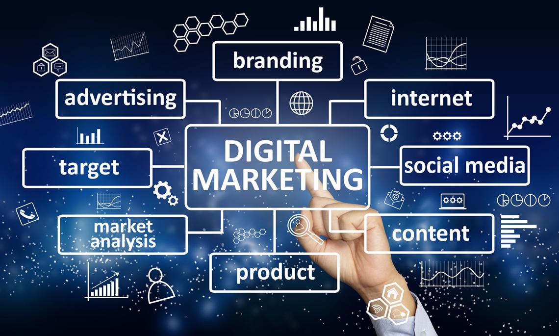 Giải pháp marketing online cho doanh nghiệp tại tphcm uy tín giá tốt