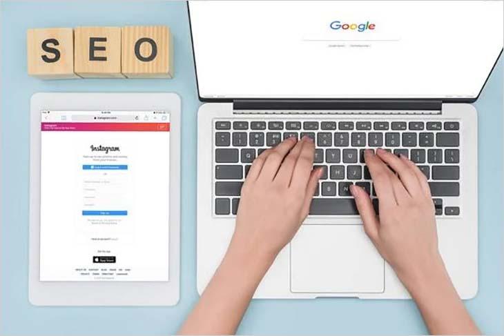 Dịch vụ seo lêntop google tổng thể cho website, seo từ khóa giá rẽ uy tín