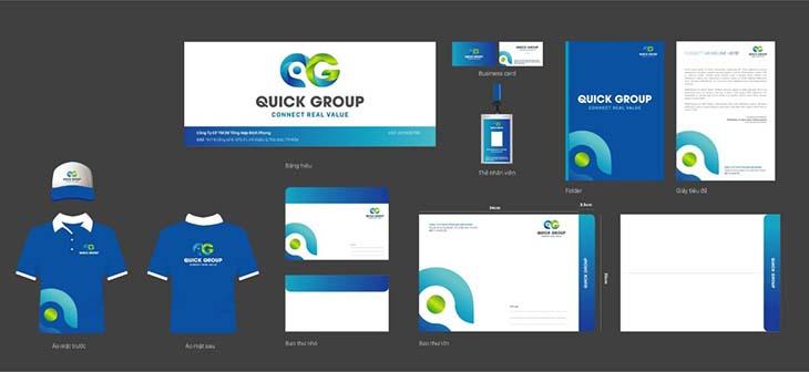Dịch vụ thiết kế logo và bộ nhận diện thương hiệu quận 12 tphcm