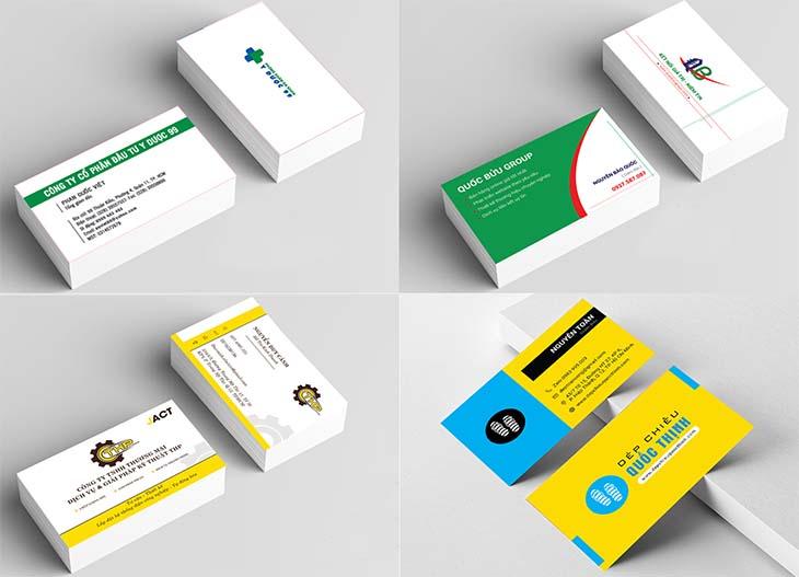 Dịch vụ thiết kế logo, name card, bộ nhận diện thương hiệu uy tín tại tphcm