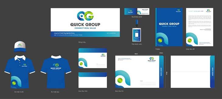 Dịch vụ thiết kế logo và thiết kế thương hiệu sáng tạo tại tphcm | www.quocbuugroup.com