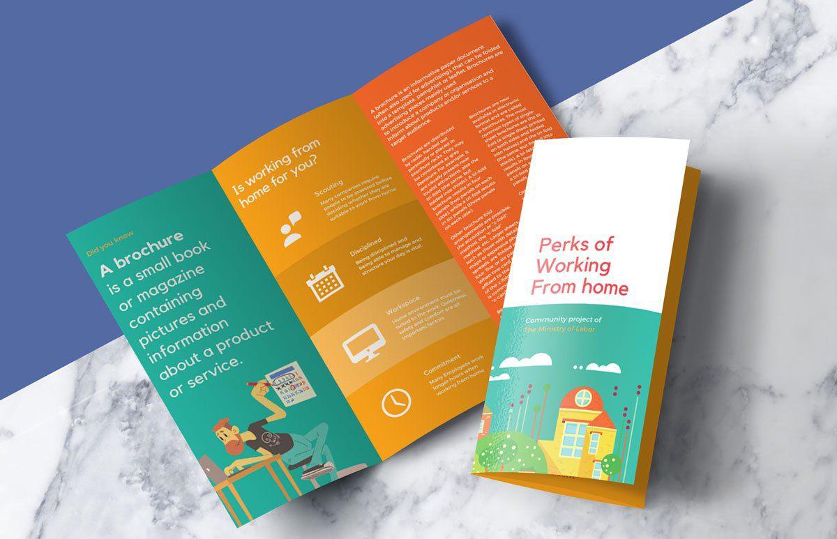 Công ty thiết kế brochure chuyên nghiệp tại tphcm | Uy tín, giá tốt