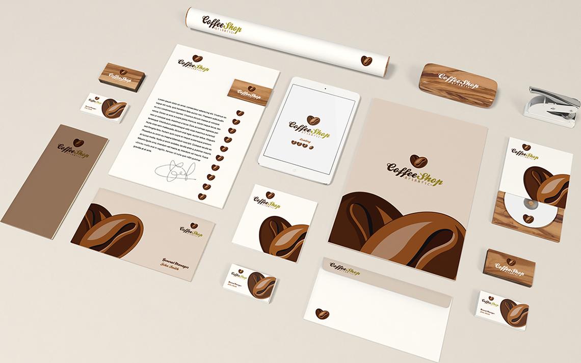Thiết kế bộ nhận diện thương hiệu tại tphcm   Cam kết giá tốt, thẩm mỹ