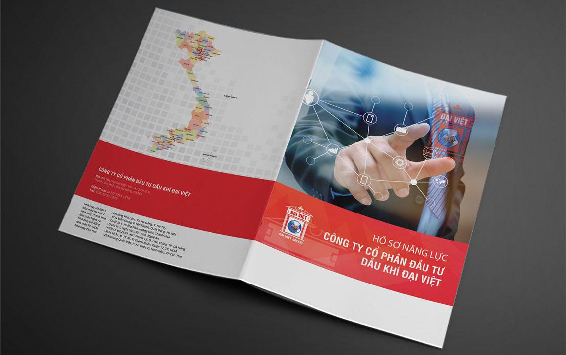 Công ty thiết kế hồ sơ năng lực uy tín chuyên nghiệp tại quận 12 tphcm