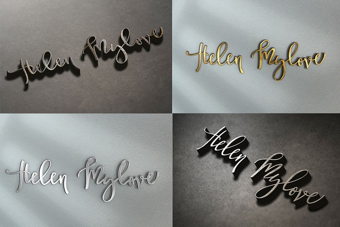 Thiết kế logo in ấn