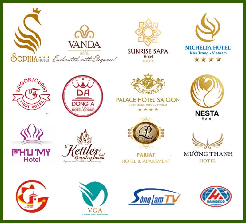 Một số mẫu logo tham khảo 1 - Thiết kế logo TP.HCM