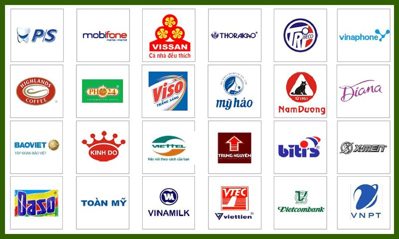 Một số mẫu logo tham khảo 5 - Thiết kế logo TP.HCM