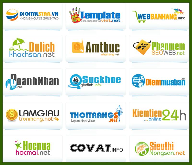 Một số mẫu logo tham khảo 7 - Thiết kế logo TP.HCM