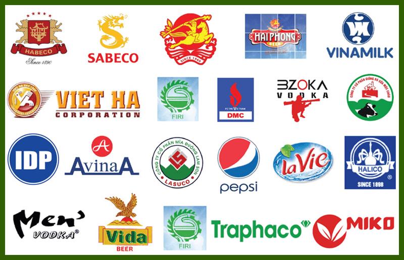 Một số mẫu logo tham khảo 8 - Thiết kế logo TP.HCM