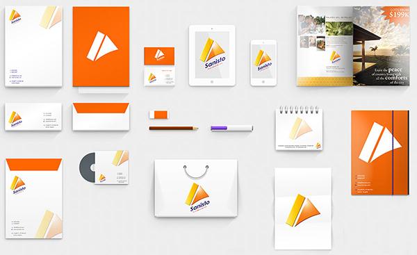 Thiết kế thương hiệu Gói doanh nghiệp lớn