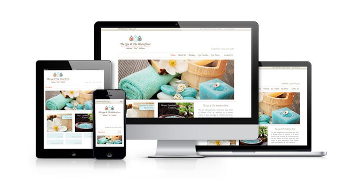 Thiết kế website spa chuẩn seo uy tín tại Bình Thuận