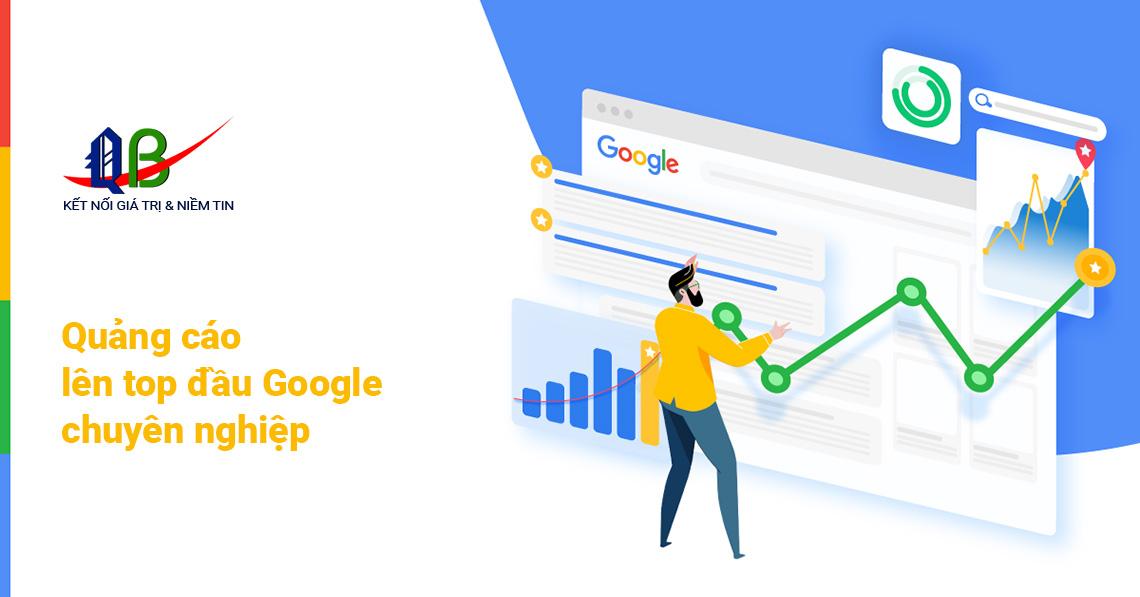 Quảng cáo lên top google uy tín hiệu quả giá tốt tại tphcm