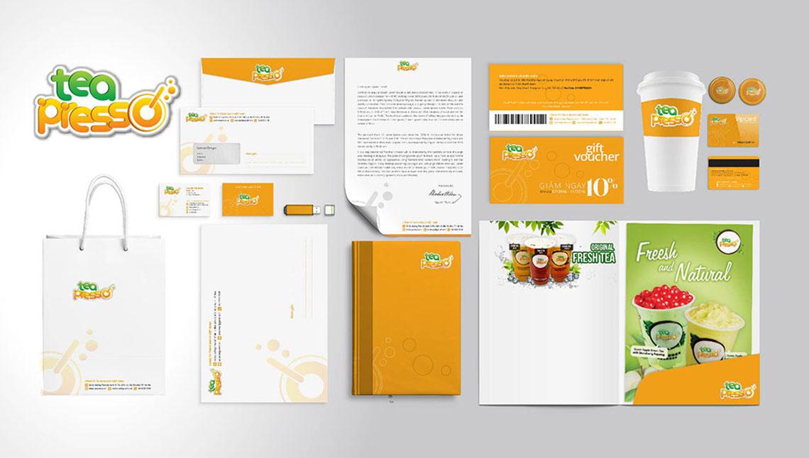 Thiết kế bộ nhận diện thương hiệu chuyên nghiệp với Quốc Bửu Group