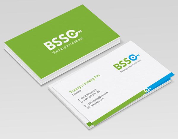 Logo và name card tạo ấn tượng đầu tiên đối với khách hàng