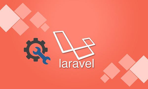 Minh họa cài đặt Laravel Framework