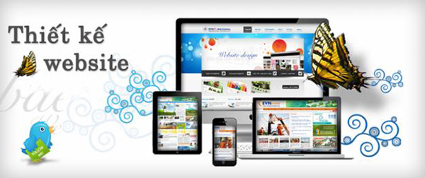 Thiết kế website chuyên nghiệp tại TP.HCM