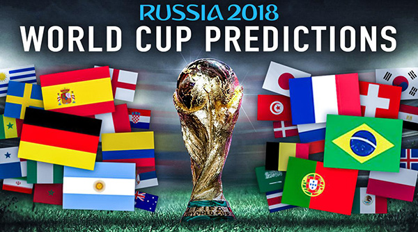 World Cup 2018 tại Nga